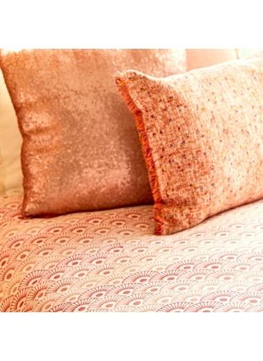 Bella Maison %100 Pamuk Shay Somon Pike Tek Kişilik (160x230 cm) Somon
